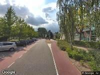 112 melding Brandweer naar Koningin Wilhelminalaan in Naarden