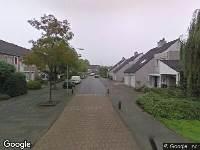 112 melding Ambulance naar Vorsenpoel in Boxtel