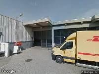 Ambulance naar Zwanenveld in Nijmegen