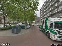 Ambulance naar Nolensstraat in Amsterdam