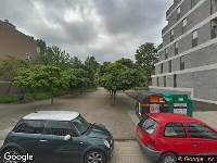 Ambulance naar De Klencke in Amsterdam