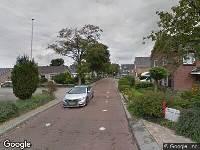 112 melding Ambulance naar Bovenweg in Sint Pancras
