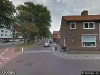 Ambulance naar Kortenaerstraat in Katwijk