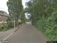 Ambulance naar Bristolroodstraat in Zaandam