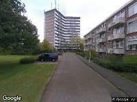 Brandweer naar Karel Doormanstraat in Zutphen