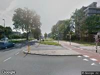 Politie naar Engelendaal in Leiderdorp vanwege ongeval met letsel