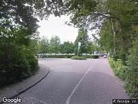 Brandweer naar Duinrell in Wassenaar