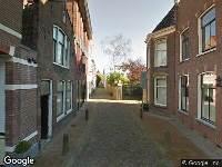 Ambulance naar Baanstraat in Alkmaar