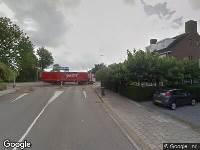 112 melding Ambulance naar Meerlaan in Hillegom