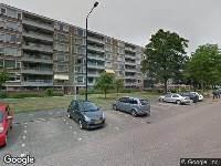 Brandweer naar Gravin Juliana van Stolberglaan in Leidschendam vanwege wateroverlast