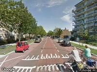 112 melding Besteld ambulance vervoer naar Albert Schweitzerlaan in Haarlem