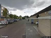 112 melding Ambulance naar Oudeland in Zwijndrecht