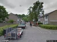 Ambulance naar Puccinistraat in Tilburg