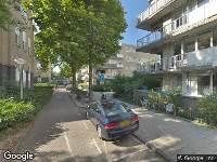 112 melding Brandweer naar Jeltje de Bosch Kemperpad in Amsterdam vanwege brand