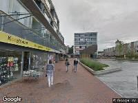 112 melding Brandweer naar Nieuwe Markt in Roosendaal