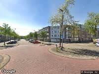 Ambulance naar Barbusselaan in Amsterdam