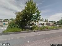 Ambulance naar Baarnhoeve in Vlaardingen