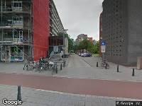 112 melding Ambulance naar Suze Groeneweglaan in Rotterdam