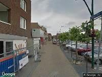 112 melding Politie naar Pastoor Gowthorpestraat in Barneveld vanwege ongeval met letsel