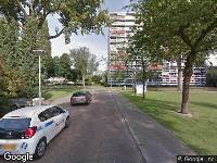 112 melding Ambulance naar Voorvang in Breda