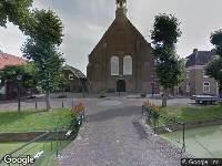 Ambulance naar Binnenhaven in Nieuwpoort