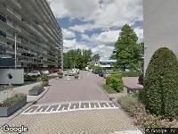 Ambulance naar Bleulandweg in Gouda