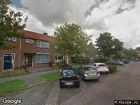 112 melding Besteld ambulance vervoer naar Van Arkelstraat in Asperen