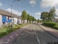 112 melding Ambulance naar Breetweerlaan in Raamsdonksveer