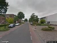 Brandweer naar Edisonweg in Schijndel