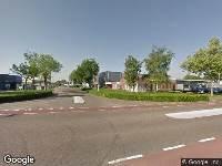 112 melding Traumahelikopter naar Industrieweg in Boxtel