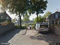 112 melding Ambulance naar Lindelaan in Oosterhout