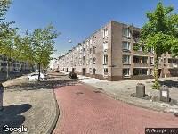 Besteld ambulance vervoer naar Berthold Brechtstraat in Amsterdam