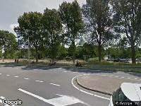 Politie naar Brasserskade in Delft vanwege ongeval met letsel