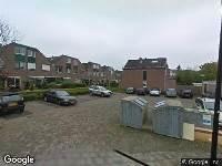 Ambulance naar Gelderlandlaan in Vlaardingen