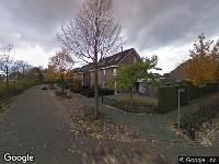 Ambulance naar Nieuwlandsestraat in Heeswijk-Dinther