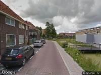 Ambulance naar Gerard Leeustraat in Gouda