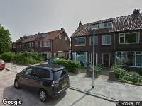 112 melding Brandweer naar Spanjaardslaan in Leiderdorp vanwege gebouwbrand