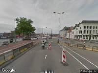 112 melding Brandweer naar Zuidwal in Delft vanwege brand