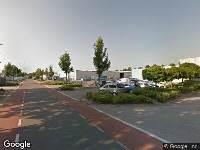 Ambulance naar Zadelmakerstraat in Uden