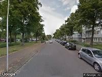 112 melding Brandweer naar Marco Pololaan in Utrecht vanwege een buitenbrand