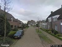 112 melding Ambulance naar Buitenweg in Someren