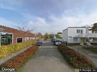 112 melding Brandweer naar Cotoneasterstraat in Almere