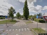 112 melding Brandweer naar Boomgaardweg in Almere