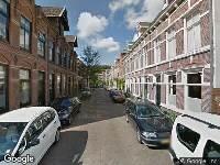 Ambulance en brandweer naar Johan van Vlietstraat in Haarlem vanwege schoorsteenbrand