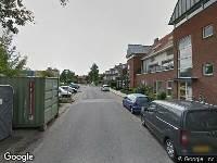 Ambulance naar Aldetiendstraat in Uden