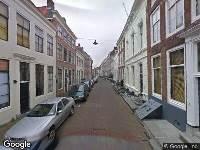 112 melding Brandweer naar Singelstraat in Middelburg vanwege binnenbrand