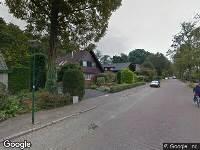 Brandweer naar Ir Menkolaan in Soest vanwege gebouwbrand