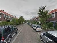 Ambulance naar Lijsterlaan in Vlaardingen