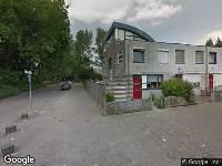 112 melding Politie naar Diepenbrockstraat in Delft vanwege ongeval met letsel