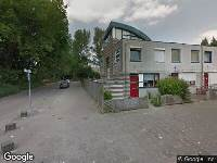 Ambulance naar Diepenbrockstraat in Delft